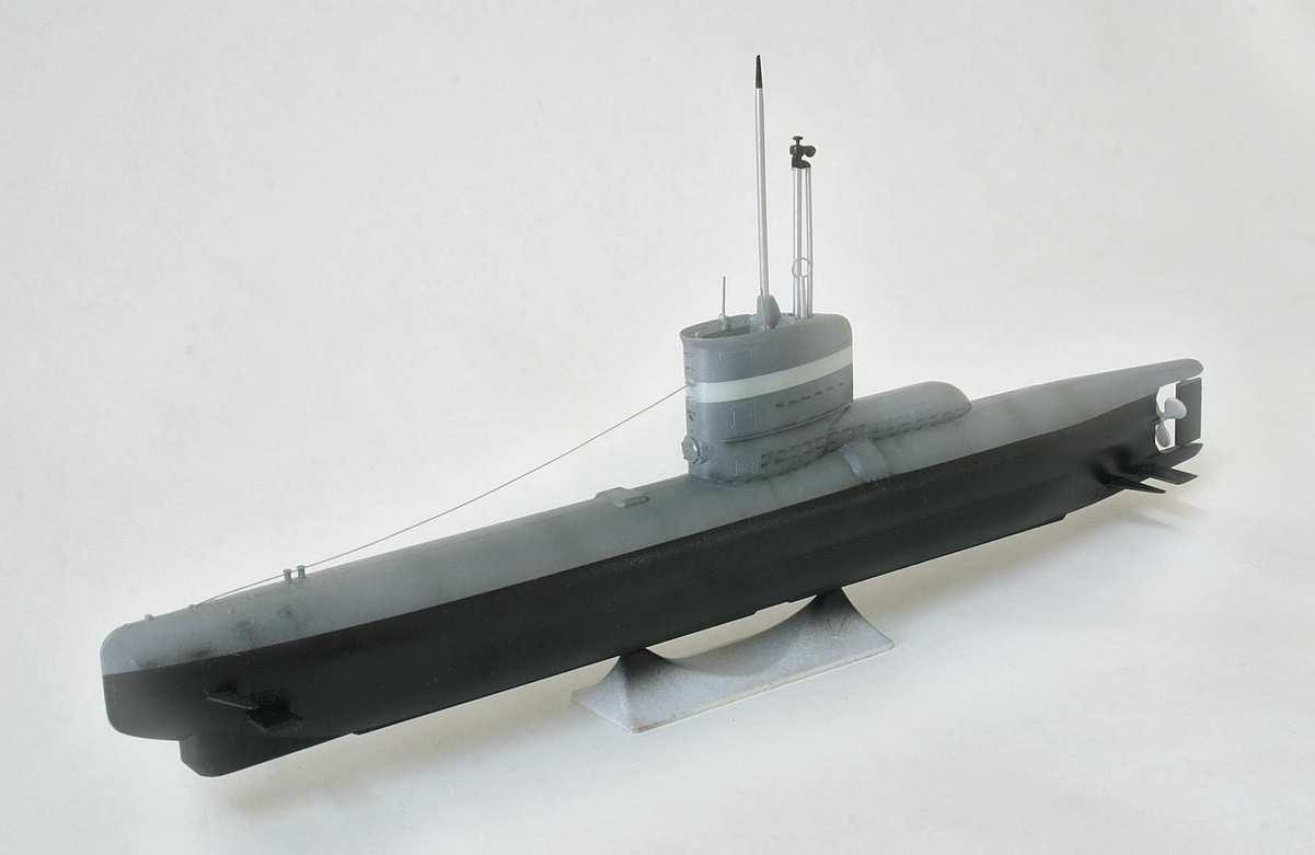 Boat Type XXIII... U Boat
