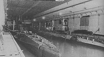U-Boat Bunker - Listing of Bunkers during WW2