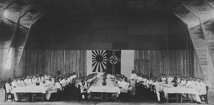 German Japanese co-operation luncheon