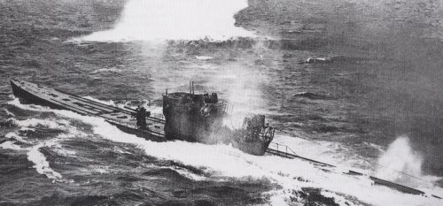 German Type IX U-Boat - history, specification and photos