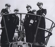 U-boat officers
