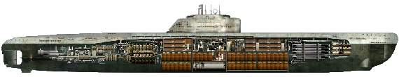 Type XXI Elektroboat