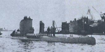 together with the type xxi elektroboat, donitz had pinned his hopes on  these two advanced submarines to restore the initiative back to the  kriegsmarine