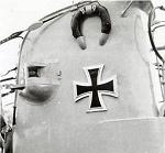 Iron Cross of the first U-9
