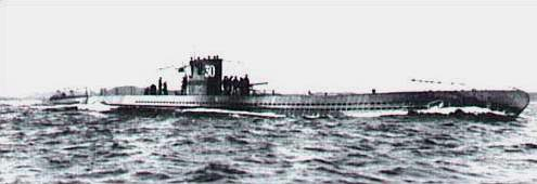 The U-30, Type VIIA U-boat