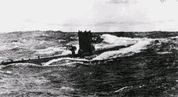 Type VII prowling the Atlantic
