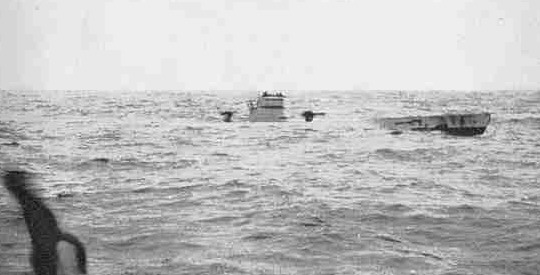 U-156, commanded by KL Werner Hartenstein. She was one of the many Type IXCs but...
