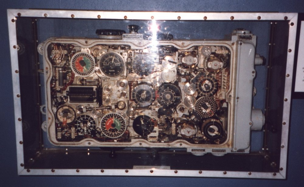 Torpedo Data Computer or TDC. It was used to calculate a torpedo firing solution.