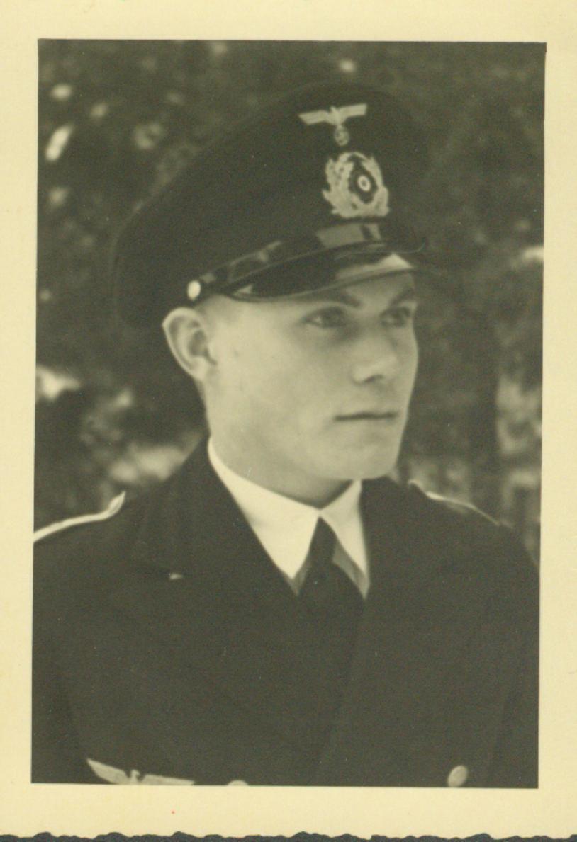 OLt.ing Wilhelm Moller.  U-73  Lost Dec. 16th 1943 near Oran.