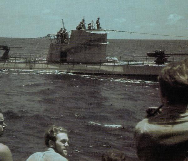 U-160 from U-177,19 apr 1943,pic III