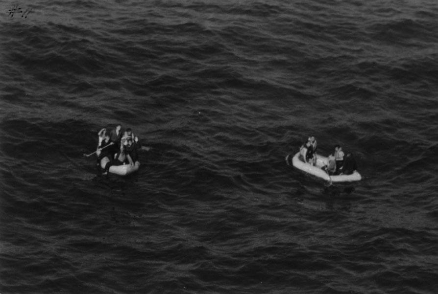 U-199 Survivors