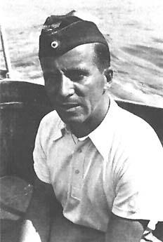 U-199 Kapitänleutnant Hans Werner Kraus