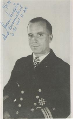 U-199 Commander