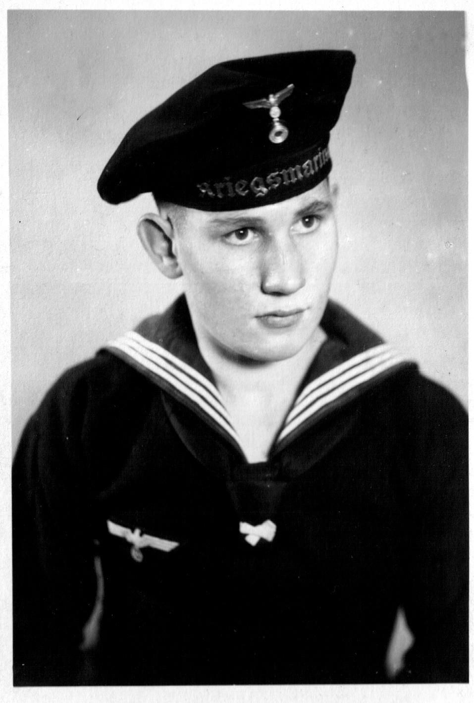 Maschinengefreiter Werner Pabst, U-630