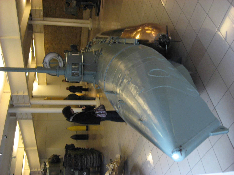 German midget submarine Biber