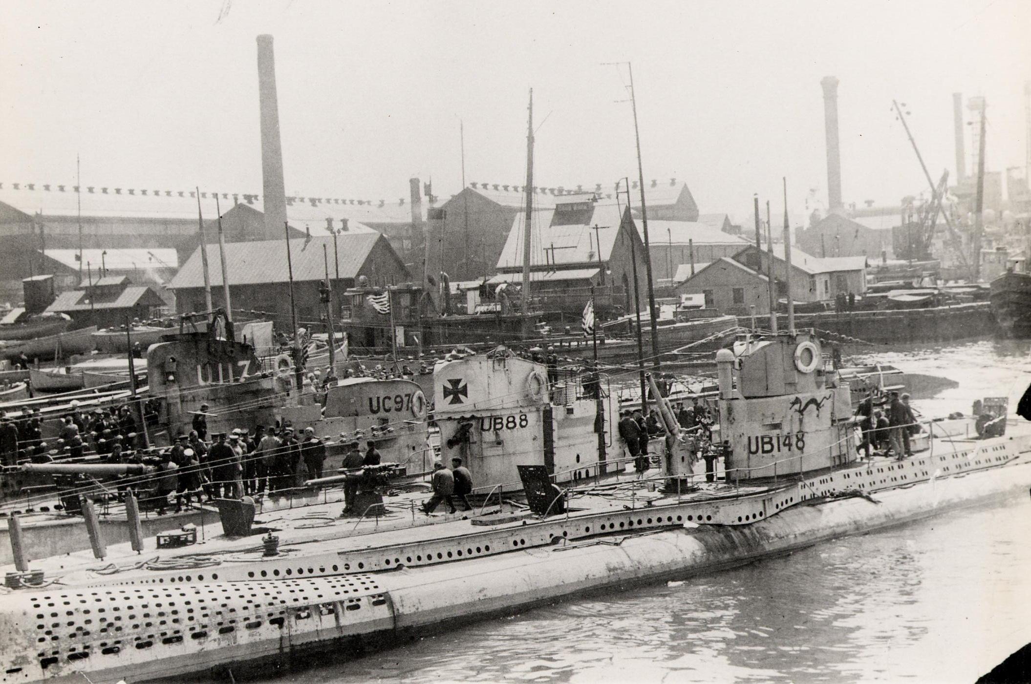 Surrendered U-Boats-2