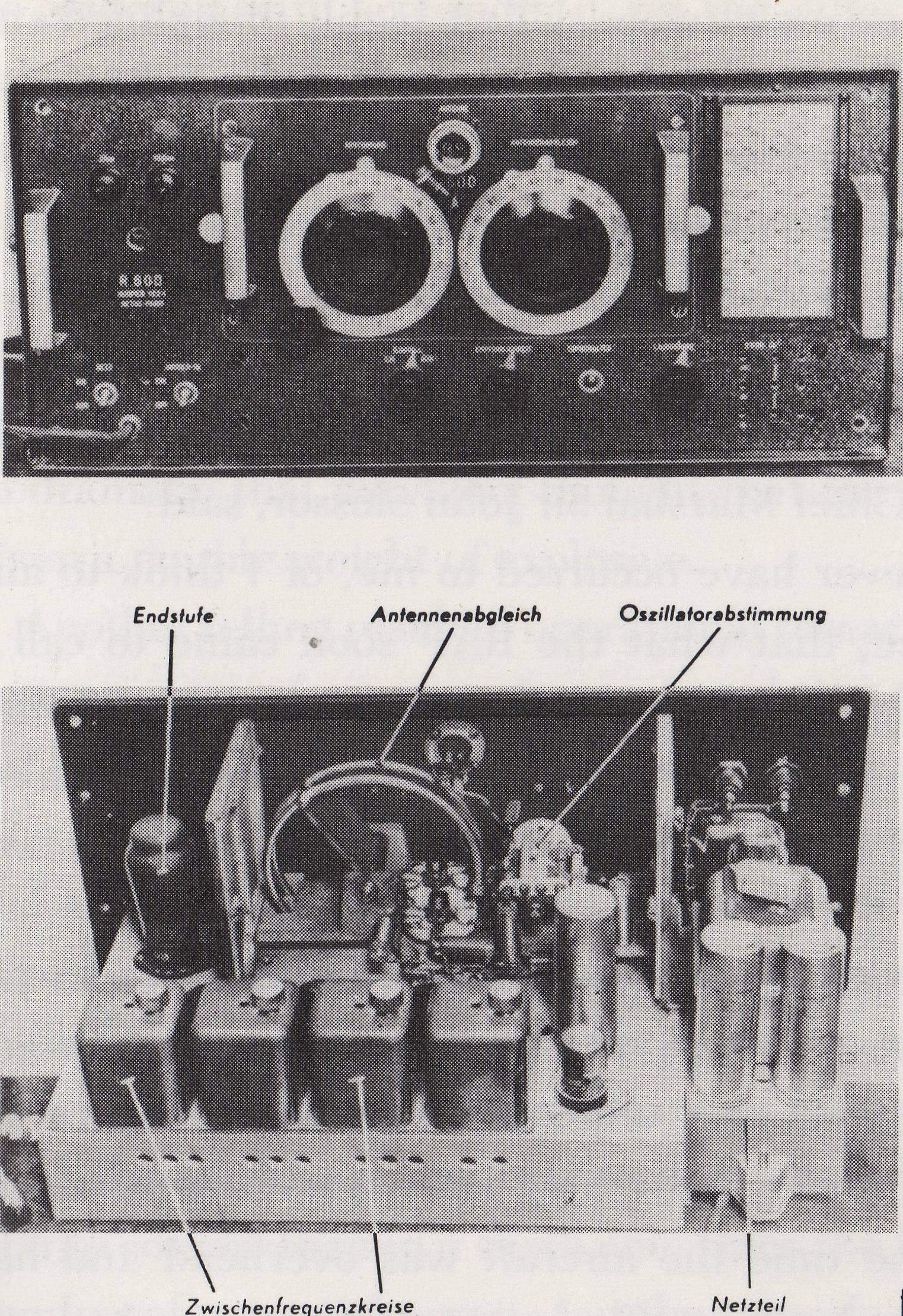 U-boat Radar Warning Receivers